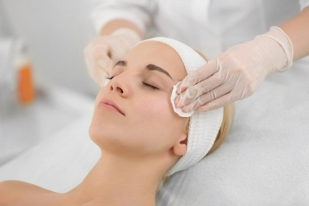 beneficios da limpeza de pele